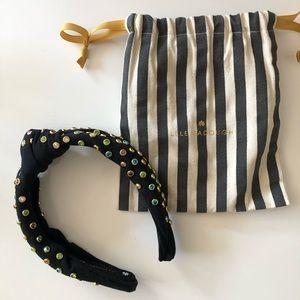 Studded Gem - Designer Headband - Lele Sadoughi